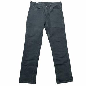 Levi's 511 Men's Size 34x30 Medium Blue Commuter Reflective Slim Fit Jeans